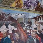 Left Mural Panel c. 2003