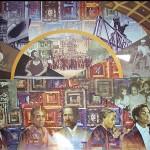 Center Mural Panel c. 2003