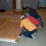 Installation Day c. 2003